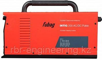 Аппарат аргонодуговой сварки, FUBAG INTIG 200 AC/DC PULSE, фото 2