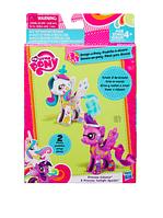 """Игровой набор My Little Pony """"Создай своего пони: Принцесса Селестия и Принцесса Сумеречная Искорка"""""""