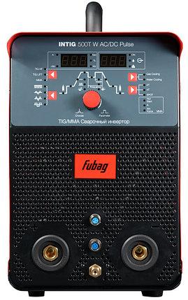 Аппарат аргонодуговой сварки, FUBAG, INTIG 500 T AC/DC PULSE, + Горелка FB TIG 26 5P 4m, фото 2