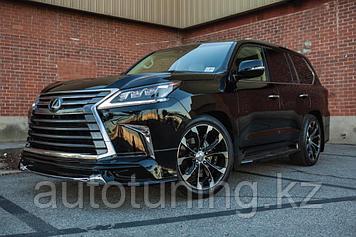 Диски на Toyota Land Cruiser/ Lexus LX Wald Jarret J11-C  R20 5*150