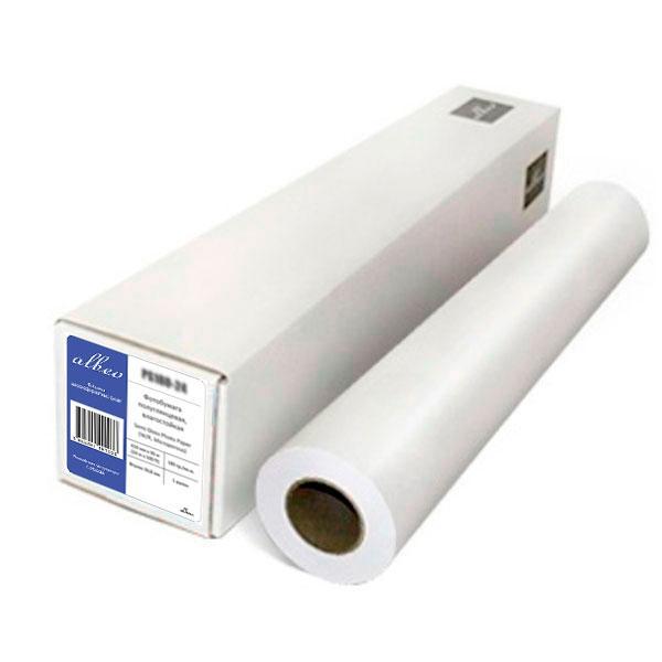 ALBEO Z90-23-1 Бумага для плоттеров А1+ универсальная 594мм x 45,7м, 90г/кв.м
