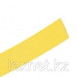 Трубка термоусаживаемая Deluxe DRS 40/20 желтая (25 м в упаковке), фото 2