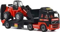 "Автомобиль-трейлер + трактор-погрузчик  ""MAMMOET VOLVO"""