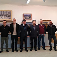 Встреча с Вице-министром 14 февраля 2020 г.