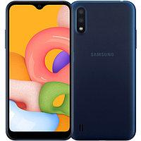 Samsung Galaxy A01 Blue, фото 1
