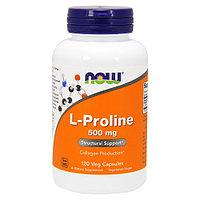 Now foods L -Proline Пролин. 500 мг.