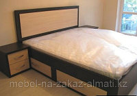 Кровать на заказ в Алматы, фото 1