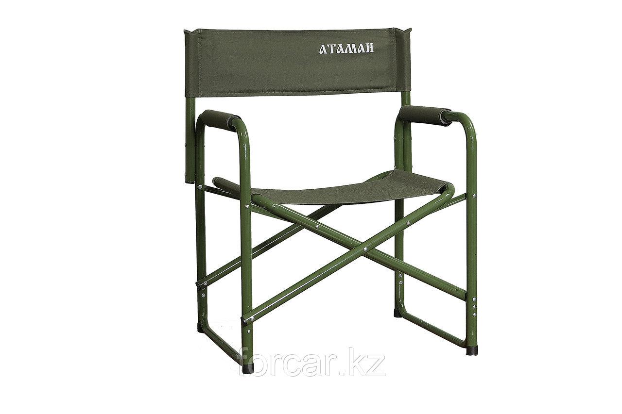 Кресло Атаман директорское стальное