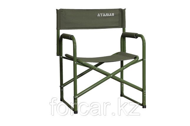 Кресло Атаман директорское стальное, фото 2