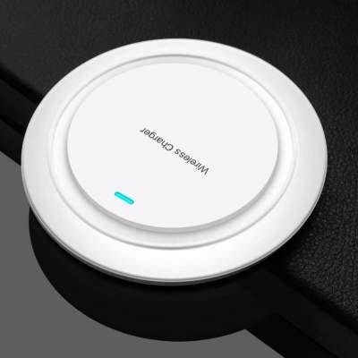 Беспроводная зарядка для мобильных телефонов, смартфонов, планшетов и других гаджетов, ID18Q - фото 4