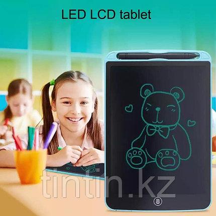 ЖК планшет для рисования Writing Tablet 8,5 (с кнопкой блокировки экрана), фото 2