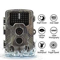 Фотоловушка с ЖК дисплеем, высоким разрешением и временем работы до 6 месяцев, HC-800A