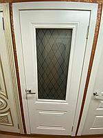 """Межкомнатная дверь """"Престиж"""" белый эмаль"""