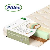 Детский матрас Plitex Organic & Aloe Vera