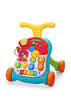 Каталка-ходунки Happy Baby SPRINTER c развивающим центром