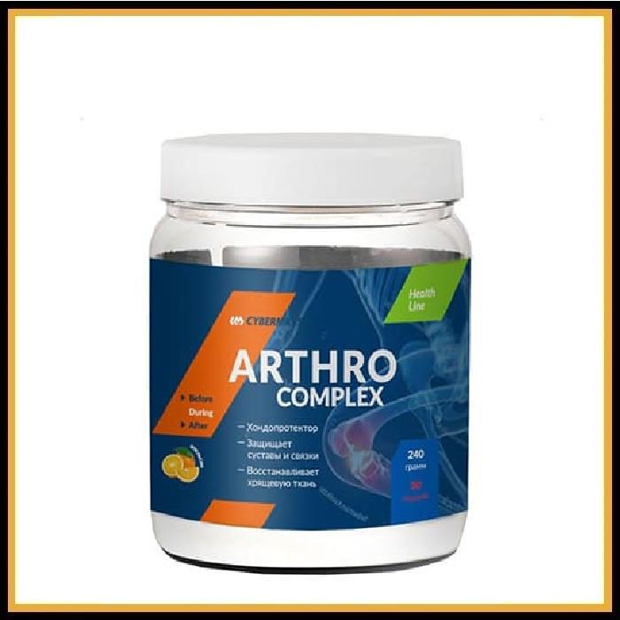 Cybermass ARTHRO COMPLEX 240гр (апельсин)