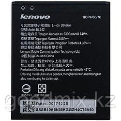 Аккумулятор для Lenovo K3 (BL242, 2300mAh)