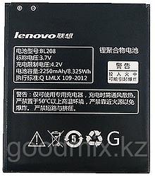 Аккумулятор для Lenovo S920 (BL208, 2250mAh)