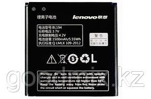 Заводской аккумулятор для Lenovo A520 (BL194, 1500mAh)