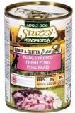 Stuzzy Monoprotein, 800г, свежая свинина, консервы для собак, фото 1