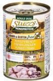 Stuzzy Monoprotein, 400г, Курица, консервы для собак, фото 1