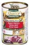 Stuzzy Monoprotein, 400г, свежая говядина, консервы для собак