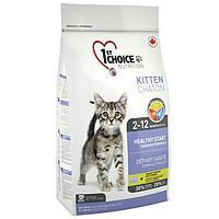 1st Choice Kitten (Фест Чойс) корм для котят с курицей,  10кг