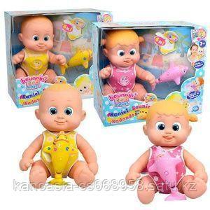 Bouncin' Babies Игрушка Bouncin' Babies Кукла 35 см, плавающая с дельфином.