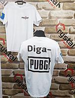 Сублимационная печать на футболках.