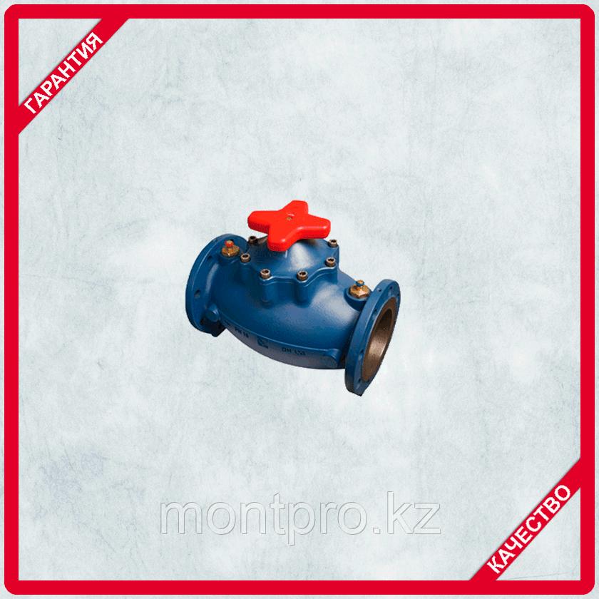 Балансировочный клапан 4218 GF-BS для измерения перепада давления
