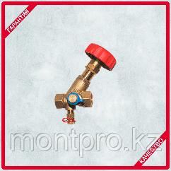 Запорный клапан с наклонным шпинделем 4115A  Герц (HERZ)