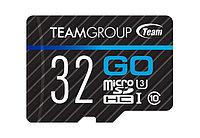 Карта памяти microSDHC 32GB Team Group Go TGUSDH32GU302