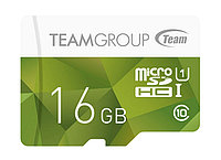 Карта памяти microSDHC 16GB Team Group Color Card TCUSDH16GUHS02