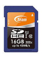 Карта памяти SD 16GB Team Group TSDHC16GUHS01