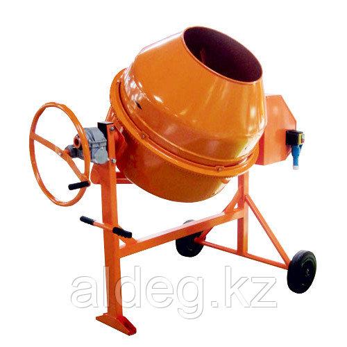 Бетоносмеситель СБР-260В 260 л, 0,75 кВт, 380 В, редуктор
