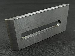 Нож гильотины для кромкооблицовочных станков Filato, Nanxing