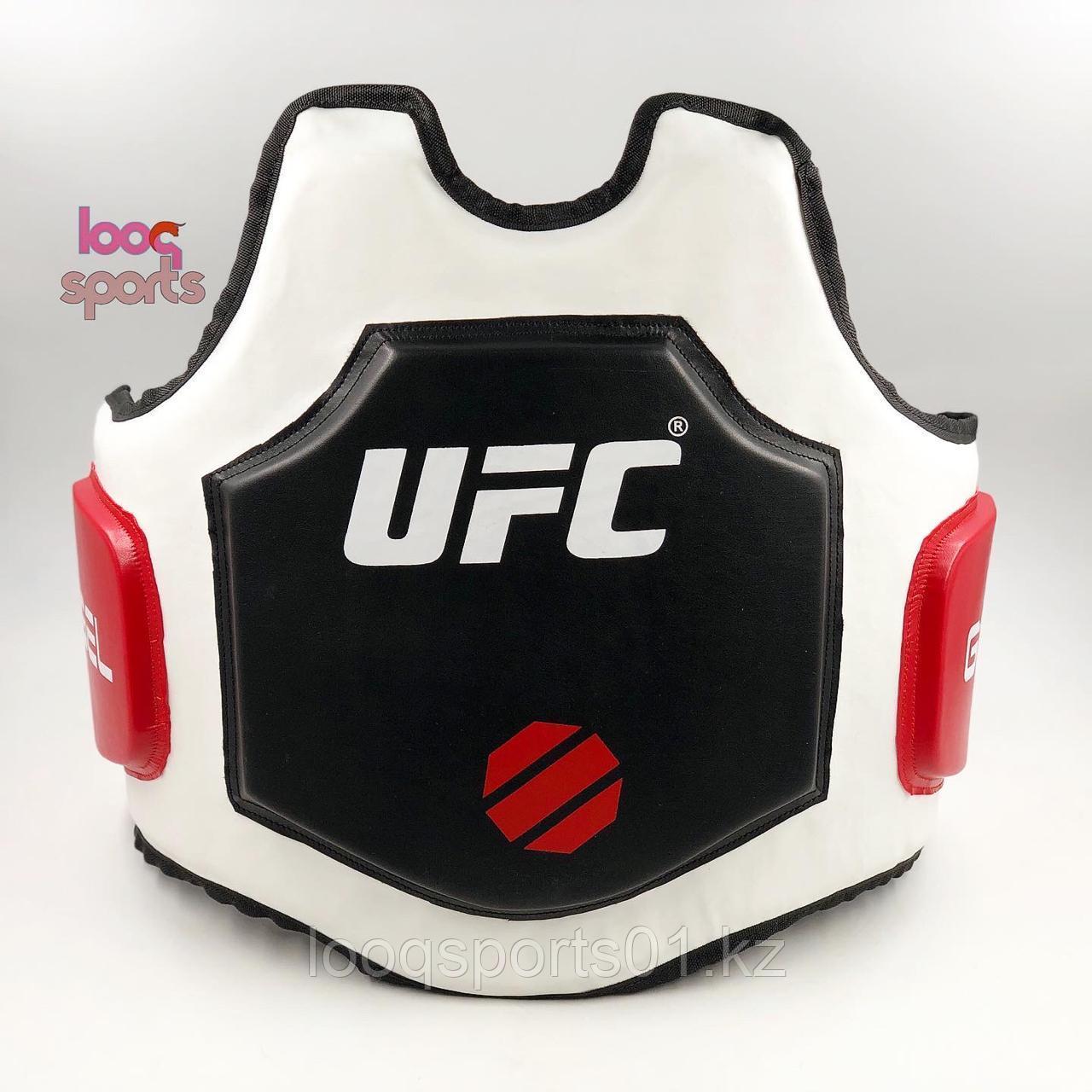 Защита корпуса пояс тренера для бокса (тренерский жилет)
