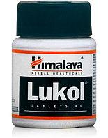 Люколь, Гималаи (Lukol, Himalaya), 60 табл., лейкорея, бели, боли в пояснице, воспаление, эндометриоз