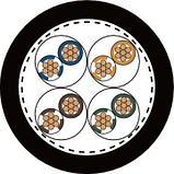ETHERLINE® ROBUST, Промышленный кабель Ethernet для пищевой промышленности, фото 4
