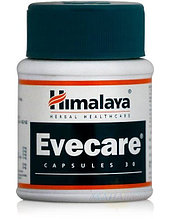 Ивкейр, Гималаи (Evecare, Himalaya), 30 капс., гормональный фон, менструальный цикл, боли, климакс