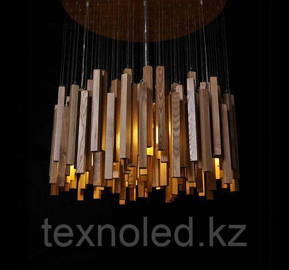 Дизайнерский светильник Wood - 2