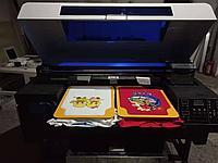 Футболочный принтер UV9060SM