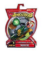 Вейв л5 Машинка-трансформер Дикие Скричеры Screechers Wild Wave