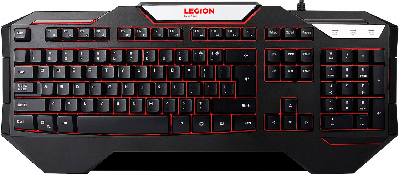 Lenovo GX30P98215 Клавиатура игровая Legion K200 Backlit Gaming Keyboard