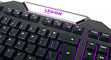 Lenovo GX30P98215 Клавиатура игровая Legion K200 Backlit Gaming Keyboard, фото 3