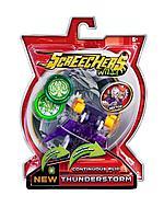 Тандерсторм Машинка-трансформер Дикие Скричеры Screechers Wild Thunderstorm 37752