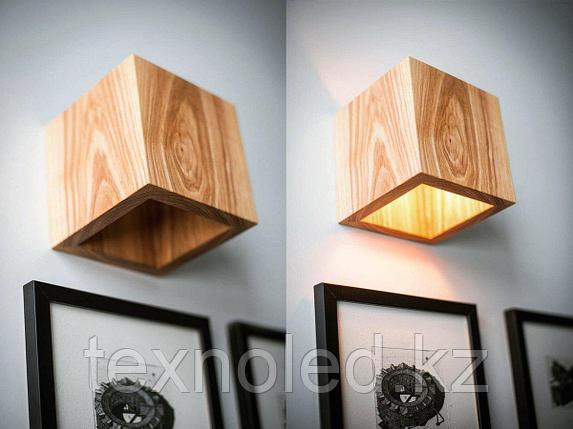 Дизайнерский светильник Wood Sconces -1, фото 2