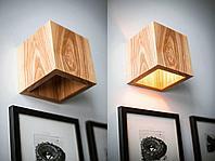 Дизайнерский светильник Wood Sconces -1