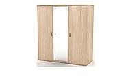 Шкаф-гардероб с зеркалом, фото 1