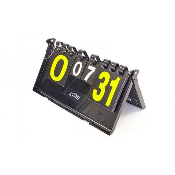 Спортивное табло судейское перекидное 4 цифр CIMA